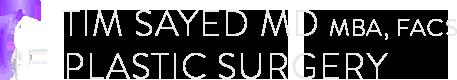 Tim Sayed logo